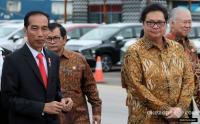 Golkar Pede Jokowi Pilih Airlangga Hartarto Sebagai Cawapres