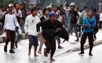Tawuran di Ciputat, Tangan Zaelani Putus Disabet Celurit