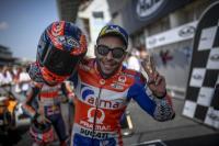 Puig Puji Aksi Petrucci di MotoGP Prancis
