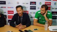 Timnya Unggul 2-0 Atas Arema FC, Pelatih PSMS Tak Puas