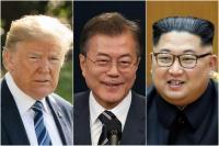 Presiden Korsel Mungkin Bergabung dengan Trump dan Kim dalam KTT di Singapura