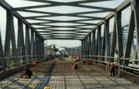 Perbaikan Jembatan Babat Sudah 94%, Ditargetkan Selesai H-10 Lebaran