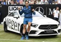 Federer Tandai Peringkat Pertama dengan Gelar ke-98 di Stuttgart
