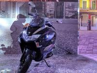 Pesaing Yamaha Nmax Dibanderol Rp14 Juta