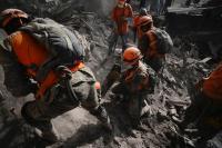 110 Orang Tewas Akibat Erupsi Gunung Api Fuego di Guatemala