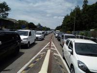 Mulai Pukul 24.00 WIB, Tol Bocimi Satu Arah ke Jakarta