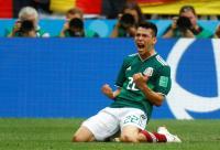 Meksiko Main Tanpa Rasa Takut Lawan Jerman