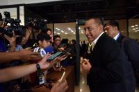 Debat Pilgub Sumut: Edy Rahmayadi Tegas soal Penegakan Hukum