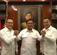 Prabowo Akan Hadir di Halalbihalal Gerindra Dukung Aswari-Irwansyah