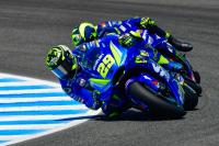 Iannone Beberkan Masalah GSX-RR di MotoGP Catalunya 2018