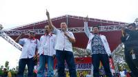 Kampanye Terbuka Soehadi Muljono-Mitro'atin, Perindo Bojonegoro Kerahkan 1.500 Kader