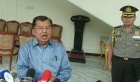 JK Optimis Pilkada Serentak 2018 Berlangsung Aman