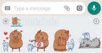 WhatsApp Bakal Hadirkan Fitur Stiker untuk Pengguna Android