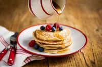 2 Resep Pancake ala Inggris dan Amerika yang Cocok untuk Sarapan di Akhir Pekan