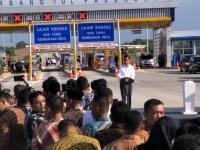 Resmikan Tol Gempol-Pasuruan, Presiden Jokowi Ingin Mobilitas Barang dan Manusia Lebih Cepat
