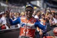 Petrucci Puas dengan Kinerja Swingarm Baru Ducati
