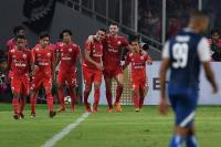 Persija Jamu Persebaya dan Persib di Stadion PTIK