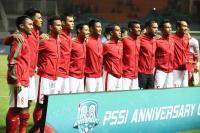 Jelang Hadapi Korea Selatan, Timnas Indonesia U-23 Fokus Matangkan Taktik dan Fisik