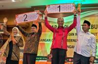 Paslon Pilgub Jateng Diminta Berkompetisi Secara Sehat