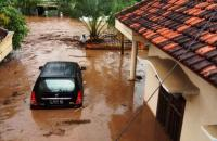 Diterjang Banjir Bandang, Ratusan Rumah di Banyuwangi Kebanjiran