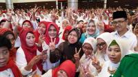 Ingin Pendidikan Gratis di Jatim, Alasan Risma Ajak Masyarakat Pilih Gus Ipul-Puti