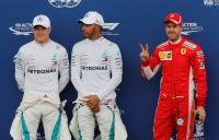 Hamilton Nilai Penalti Vettel di F1 GP Prancis 2018 Tidak Sesuai