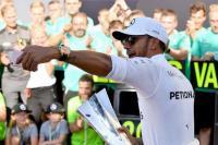 Lewis Hamilton Jadi Atlet Britania Raya dengan Bayaran Termahal