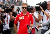 Vettel Bertekad Hentikan Sihir Mercedes di Sirkuit Silverstone