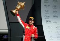 Hasil Race F1 GP Inggris 2018