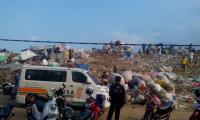 Seorang Warga Malang Tewas Tertimbun Longsor Sampah di TPA Supit Urang