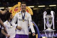 Cristiano Ronaldo Terima Rp168 Miliar jika Juventus Juarai Liga Champions