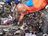 Rescue Perindo Malang dan Tim SAR Berhasil Temukan Jasad Korban Longsoran Sampah