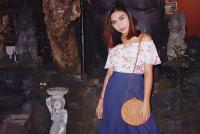 Jadi Juri, Tika 'Dewi-Dewi' Berharap Peserta dari Bali Juara The Voice Indonesia
