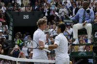 Rekor Pertemuan Novak Djokovic vs Kevin Anderson