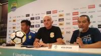 Dilanda Kelelahan, Gomez Sebut Pemain Persib Antusias Hadapi Persela