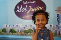 Demi Rupiah, Bocah 5 Tahun Ini Jajal Audisi Indonesian Idol Junior 2018