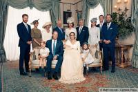 Rilis Pertama Kalinya, Ini Potret Lengkap Keluarga Pangeran William-Kate Middleton dengan 3 Anaknya