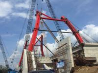 Penyebab Runtuhnya Jembatan Kali Kuto