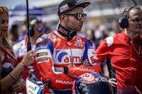 Petrucci Tuduh Lorenzo Jadi Penyebab Kegagalannya Raih Podium di MotoGP Jerman 2018