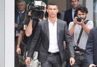 Ronaldo Selesaikan Tes Medis di Juventus