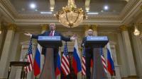 Pertemuan Puncak Trump-Putin Timbulkan Kemarahan di AS