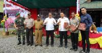 Kominfo dan Infokom Elektrindo Bangun Akses Internet di Papua
