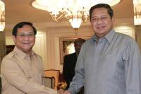 Kelakar Prabowo ke SBY di RSPAD: Bapak Sudah Bukan Danyon Lagi, Harus Santai