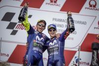 Vinales Akui Hasil di Sachsenring Jadi Bukti Peningkatan Drastis Motor Yamaha