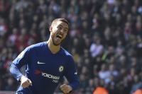 Pelatih Belgia: Sudah saatnya Hazard Pergi dari Chelsea