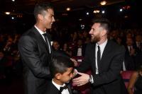 Cassano: Messi dan Ronaldo Seperti Nadal dan Federer di Dunia Sepakbola
