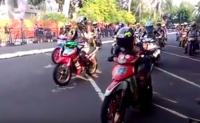 Viral Video Pembalap Terlibat Baku Hantam di Ajang <i>Road Race</i> Bojonegoro