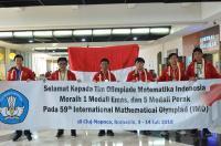 Harumkan Nama Bangsa di Olimpiade Matematika, Pelajar Indonesia Raih Peringkat 10 Terbaik Dunia