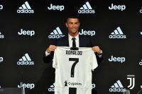 Ini Pertandingan Pertama Cristiano Ronaldo dengan Jersey Juventus