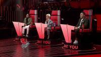 Aksi Seru 13 Peserta The Voice Kids Indonesia Rebut Perhatian Coach
